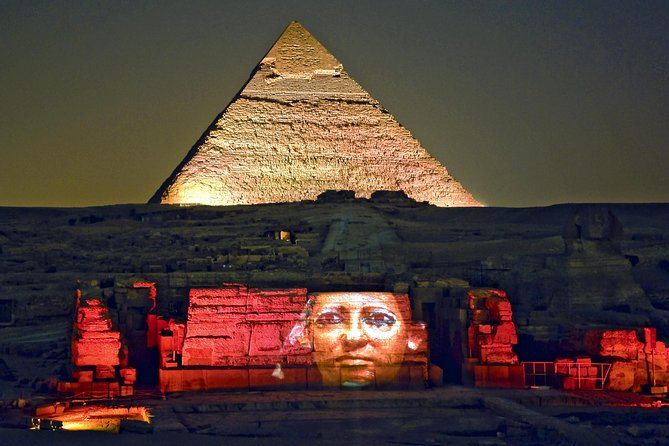 Pyramids Sound and Light Show photo 4