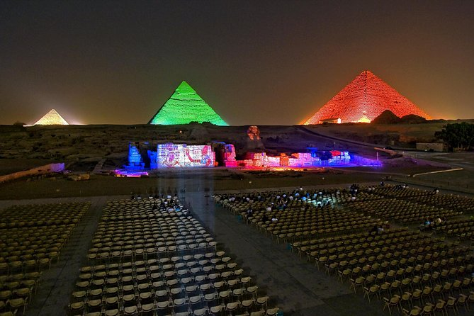 Pyramids Sound and Light Show photo 7