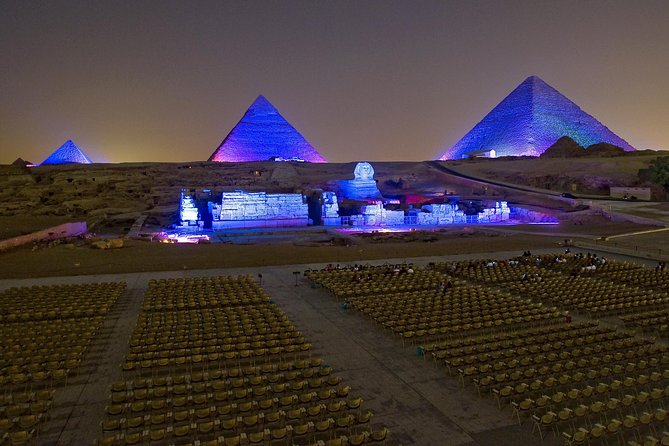 Pyramids Sound and Light Show photo 1