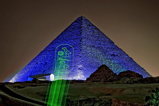 Pyramids Sound and Light Show photo 2