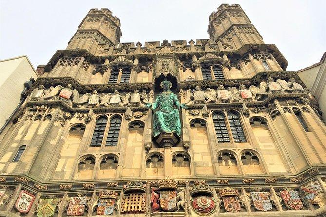 Historic Canterbury Private Day Tour