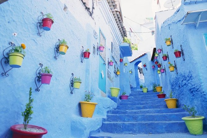 2 Day Private Trip To Chefchaouen From Casablanca: Blue Pearl of Morocco