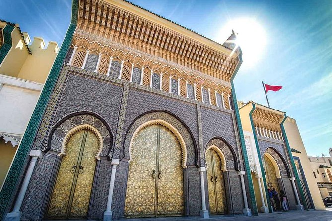 Half Day Walking Tour of Medina: Excursion in Fes With Official Guide