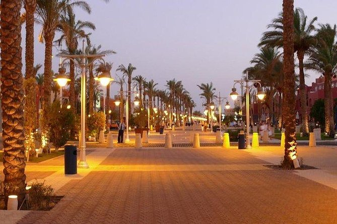 Night City Tour VIP With Dinner & Egyptian Show - Hurghada