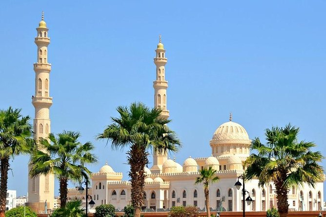 VIP City Tour with Sea Food Lunch - Hurghada