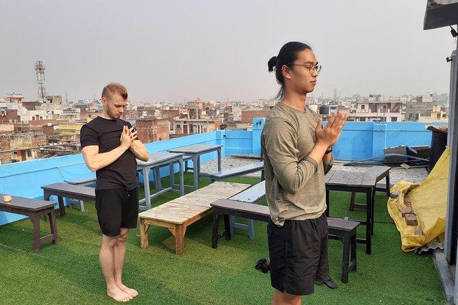 Sunrise Yoga with Sujit
