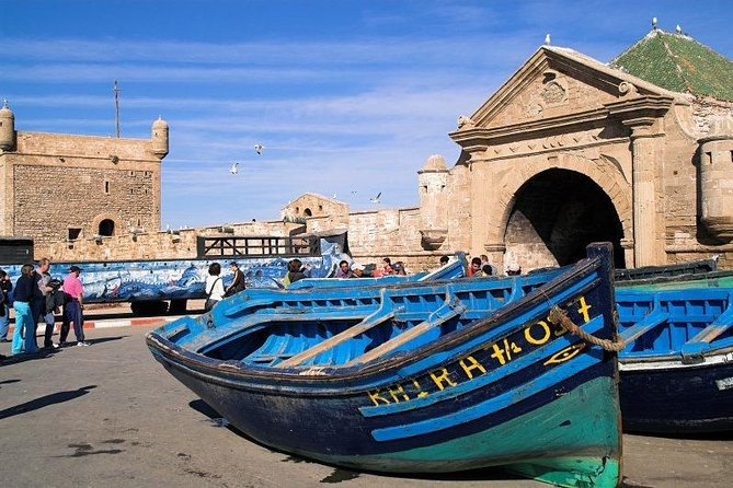 Private Essaouira Full-Day Trip from Marrakech with Transfer