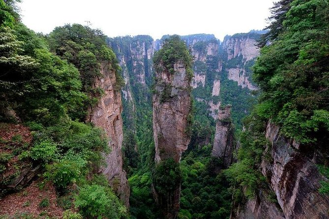 3 Days Zhangjiajie Highlights Tour with Glass Bridge (5-star Hotel) photo 23