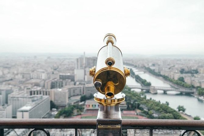 Visit of Paris : take the height to discover the best views