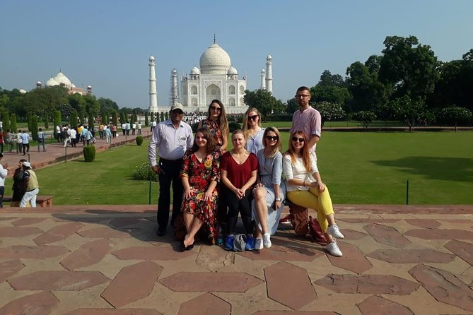 Unique One day Tajmahal Tour with Mughal era rural experience
