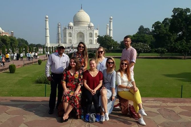 One Day Agra tour will all Inclusive
