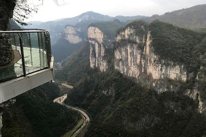 7 Days Western Hunan Province Tour -Nature & Culture Experience(5-star hotel)
