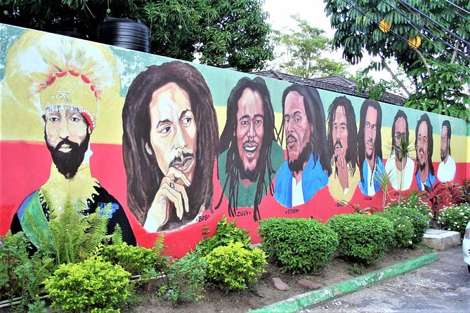 Private Bob Marley Nine Mile & Kingston Tour Combo from Runaway Bay