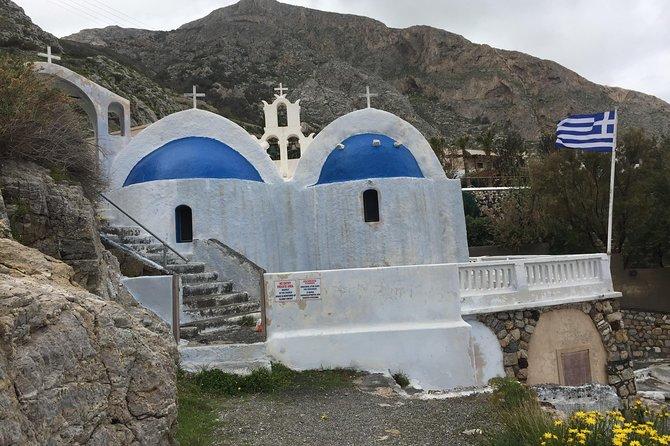 Santorini Sightseening Tour