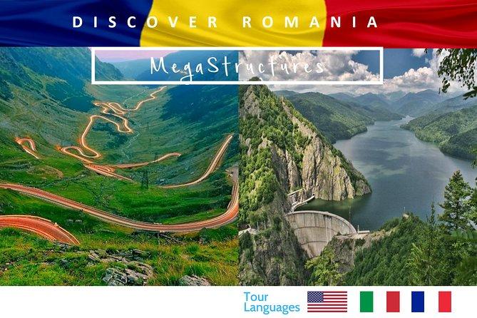 MegaStructures - Transfagarasan Road and Vidraru Dam - Private Car Day Tour