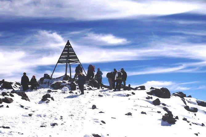 2 days toubkal mountain trek from marrakech