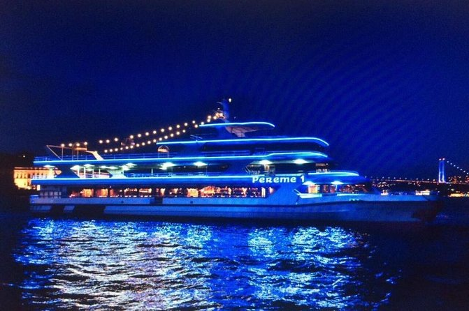 Turkish Night And Bosphorus Dinner Cruise With Unlimited Alcohol photo 9