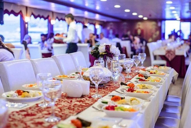 Turkish Night And Bosphorus Dinner Cruise With Unlimited Alcohol photo 3