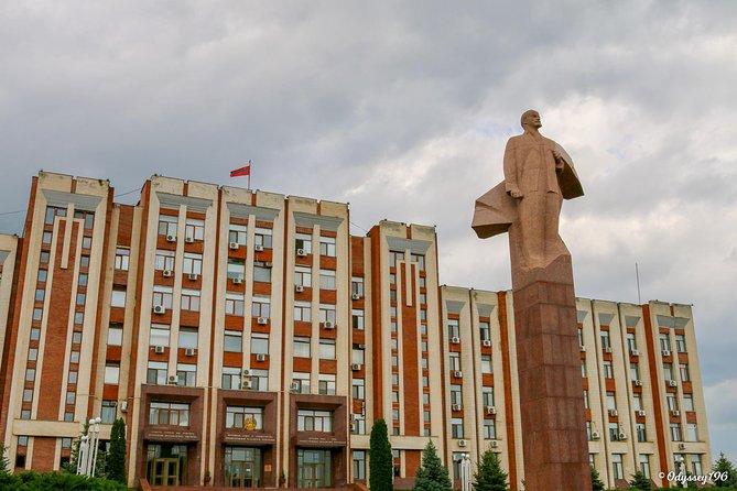 Unrecognized Country - Transnistria