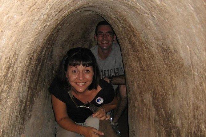 Private Cu Chi Tunnels Tour - Half Day