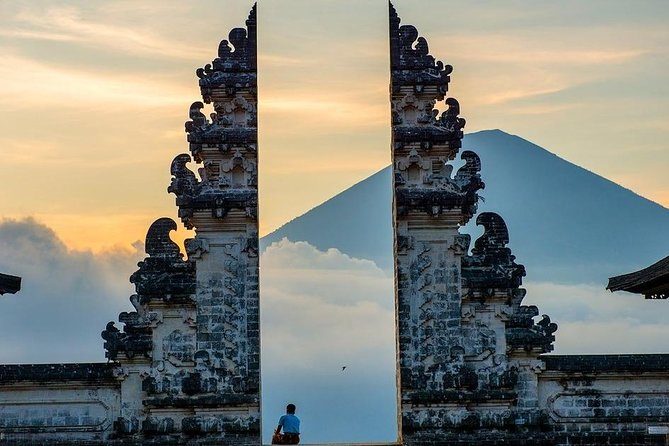 Instagramable spot: Bali Gateway of Heaven Tours