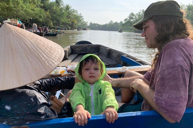 Mekong Delta and Cai Rang Floating Market 5-Hours Tour and more photo 18