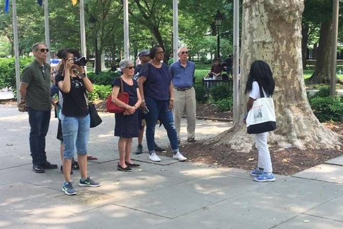 The Black Journey: An African-American History Walking Tour of Philadelphia photo 7