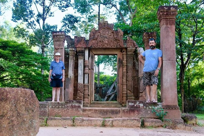 3-Day All Major Temples & Kulen Mount Waterfall-Free Airport Pick Up