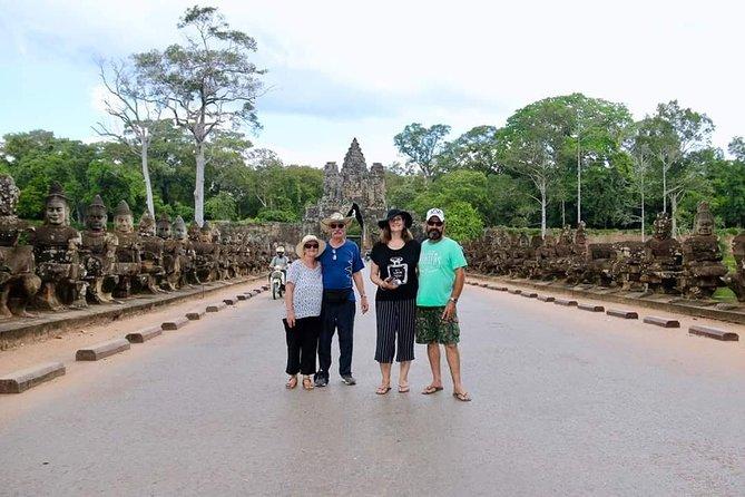 2-Day Angkor Wat Small, Big Circuit & Banteay Srei Tour-Free Airport Pick Up