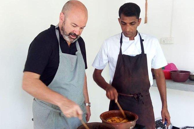 Cook with Suranga
