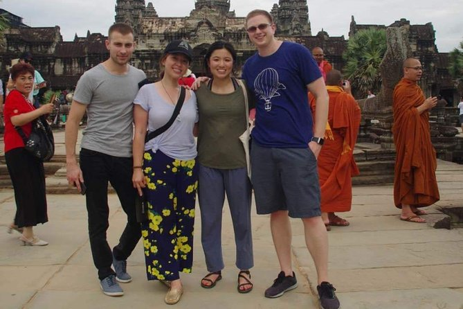 3-Day Angkor All Major Temples & Beng Mealea-Free Airport Pick Up