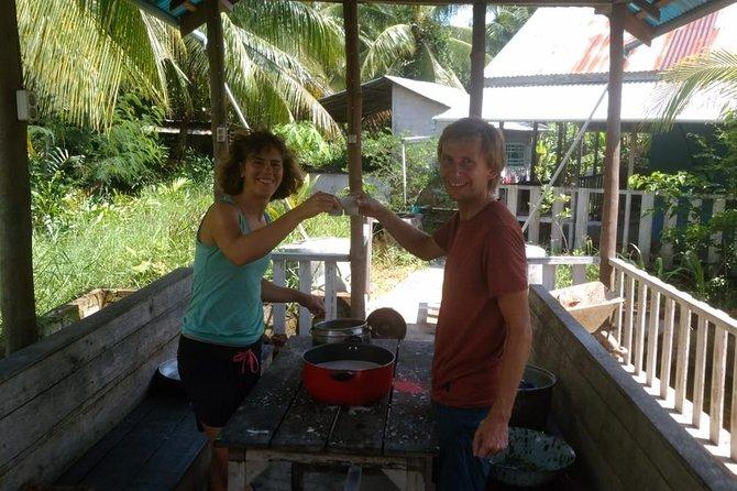 Virgin coconut oil trip