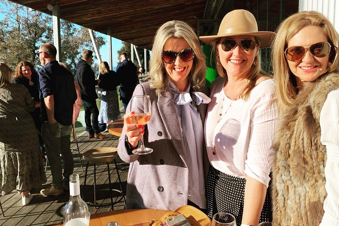 Gin, Wine, Food & Cider Tour from Melbourne to Portarlington
