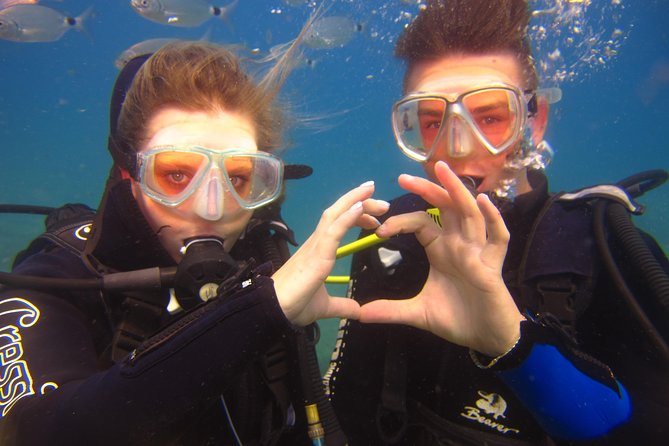 Alanya: Scuba diving experience for beginners photo 13