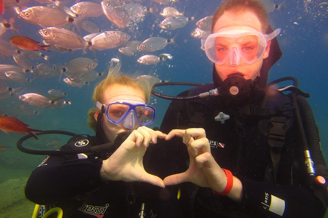 Alanya: Scuba diving experience for beginners photo 9