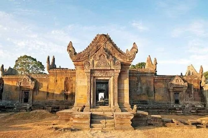 1 Day: Preah Vihear, Koh Ker and Beng Mealea -Free Airport Pick Up