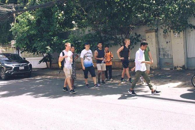 Phnom Penh Morning Walking Tour