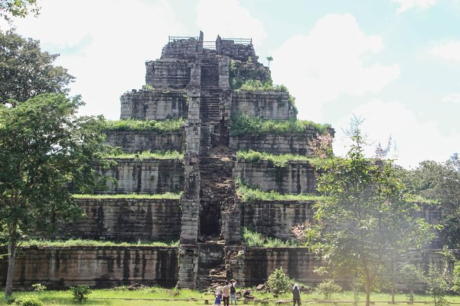 3-Day All Main Temples Tour & Beng Mealea