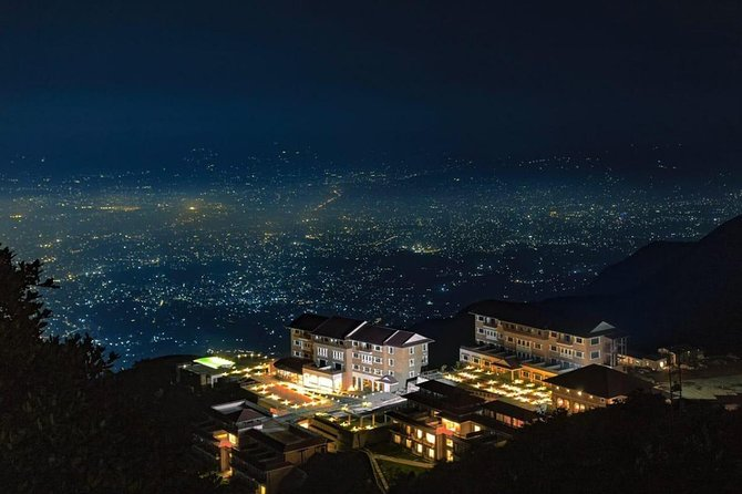 Overnight escape at Chandragiri Hills with private transfer and guide