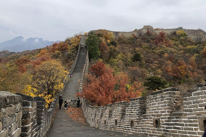 Beijing Layover Tour to Mutianyu Great Wall and Forbidden City