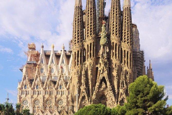 Tickets for Sagrada Familia: Fast Track