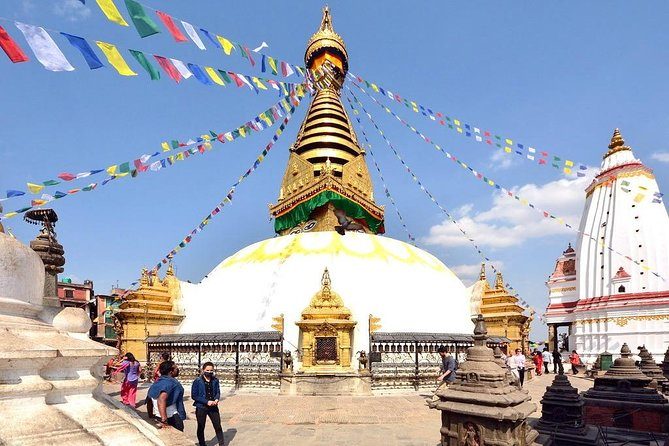 Sightseeing Day Tour of Kathmandu's Four UNESCO Heritage Sites