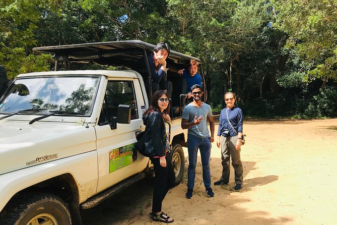 Safari at Wilpattu National Park from Negombo (Private Day Tour) photo 7