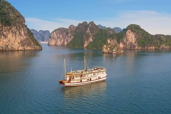 The Best 1 night on HALONG BAY BUDGET CRUISE All - Inclusive