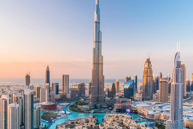 Half-Day Dubai City Tour with Hotel Pickup