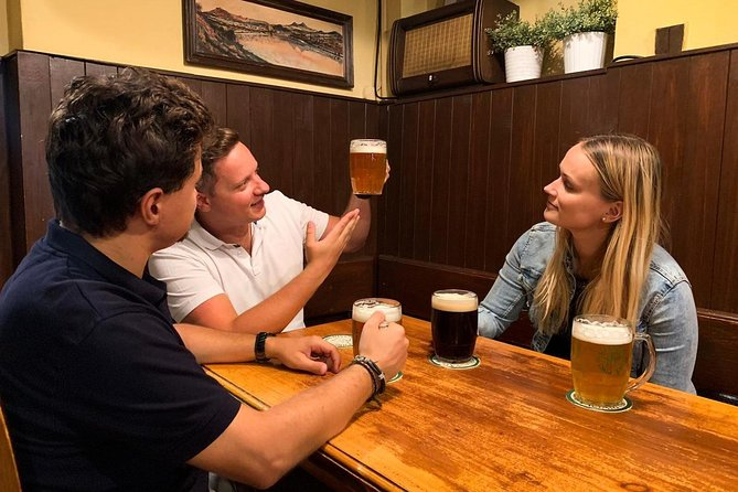 Prague Craft Beer Tour