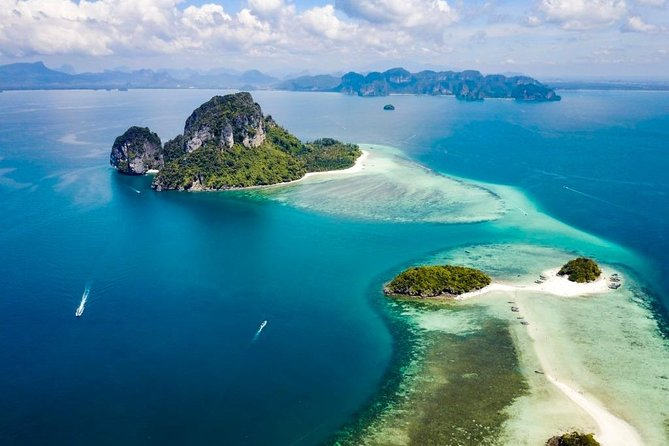 Krabi 4 Island Tour By Speed Boat From Krabi