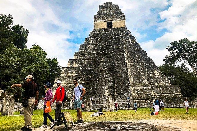 Full Day Mayan Ruin Tikal Tour From San Ignacio