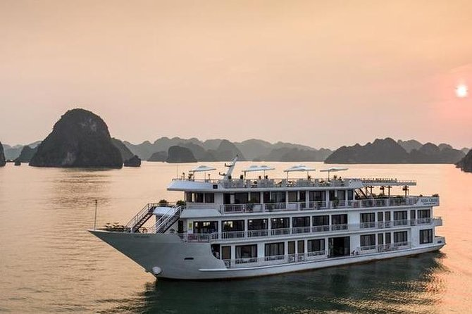 Ha Long Bay 2 Days 1 Night - ALISA Cruise Luxury Tour