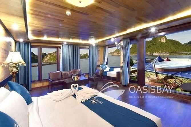 Oasis Party Halong Bay Cruise 2 Days 1 Night photo 7